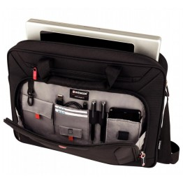 Wenger 16-inch Laptop Slimcase + Ipad/Tablet