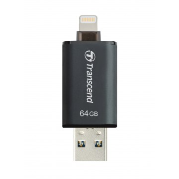64GB Transcend JetDrive Go 300K - OTG Flash Drive for iOS Devices