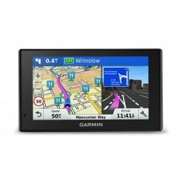Garmin DriveSmart 50LM Satnav GPS UK/Ireland Maps Lifetime Maps