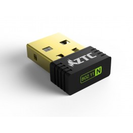 Wireless USB WiFi Adapter - ZTC Nano